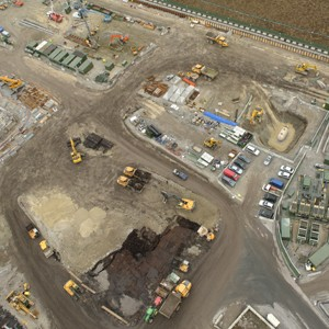 Drone2GIS can provide high resolution virtual models of construction sites for site supervision, progress monitoring, contract management and visualizations for off-site site meetings and stake holder presentations.