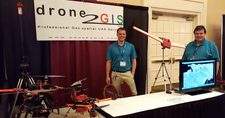 drone2GIS UAS Mapping Revolution